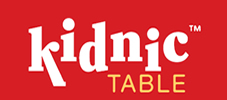 Kidnic Table - Kids Picnic Table